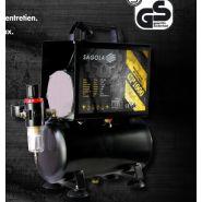 GP1000 Compresseur à piston Simple et Monocylindre - Sagola - Débit: 23 L/min