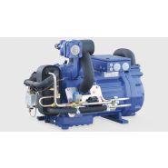 HGZ7 - Compresseur frigorifique semi-hermétique GEA - 122,4 / 61,2 m³/h