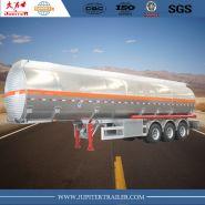 Aluminum tanker - remorques citerne - xiamen sunsky trailer co.,ltd - capacité de 30000 à 45000 l