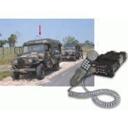 ANTENNE VERTICALSTATION DE BASE - HF-90 SSBE - NVIS ML90