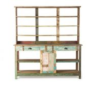 Sadao - Meuble présentoir - Francisco Segarra - 170x54xh182cm