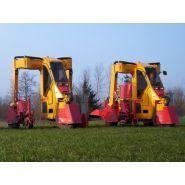 Tracteur enjambeur - Damcon - 3 roues