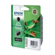 CARTOUCHE ENCRE T054840 - NOIR MAT POUR EPSON STYLUS PHOTO R800
