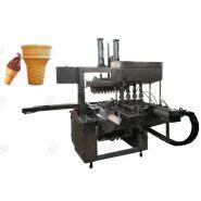 Machine de fabrication de cornet de crème glacée de tasse de gaufrette - Henan Gelgoog - Capacité 2500-3000pcs/h