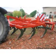 Décompacteur agricole - Bourbonnais Fraisse - 3 à 10 Dents