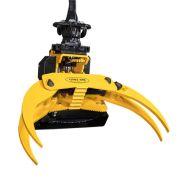 Grappin coupeur forestier GMT050 - Gierkink - Diamètre de coupe max 50 cm - Charge max 2500 kg