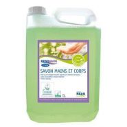 RESOLUTIONS SAVONS MAINS & CORPS  5L ' ECOLABEL '