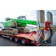 Max trailer semi-remorques porte-engins