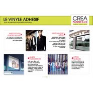 LETTRES ADHESIVES