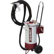 331704 - Compresseur pour sablage - Lacmé - Réservoir 10 litres sur roues