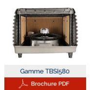 TBSI 580 - Rafraîchisseur - Australair - Débit d'air à 80Pa de PDC: 10840 m3/h