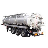 Wastanker - Remorques citerne - Groupe maisonneuve - Volume jusqu'à 28000 l