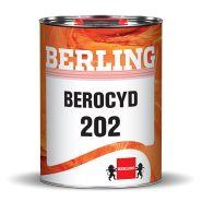 Berocyd 202 - peintures époxy - berling sa - performance : 10 m2/lt