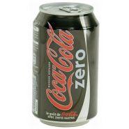 COCA-COLA ZÉRO 33CL X 24