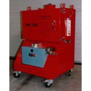 Caisson deprimogene et filtration des radios-iodes pro 602