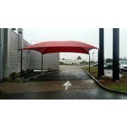 B1+ - abri parking - carapax - 6.50m x 5.86m