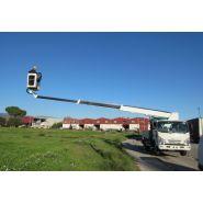 Tlr 17 reinforced camion nacelle - movex - 17,10 mts