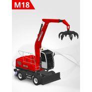 M18 Pelle de manutention / Puissance 90 KW