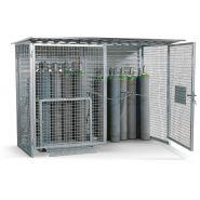 115861W - Armoire pour bouteilles de gaz gs 305 - Denios - Surface galvanisé à chaud