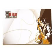 BIC® 101MM X 75 MM 25 SHEET ADHESIVE NOTEPADS