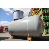 Citerne à gaz  enterrés - CHEMET GLI - 4850 l à 9200 l