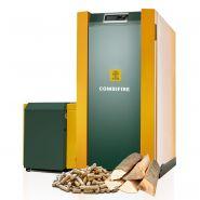 Kwb combifire - chaudières à granulés - kwb - 18 - 38 kw