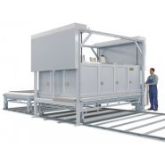 HG 1000 - Four de thermoformage - Nabertherm - Puissance de chauffe 33 kW1