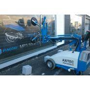 Mobitec 35 - mini grue - axitec - 350 kg