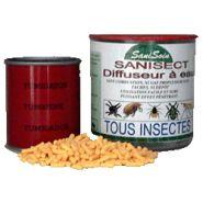 Insecticide fumigateur sanisect