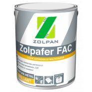 Zolpafer FAC - Peinture antirouille - Zolpan - Aspect brillant