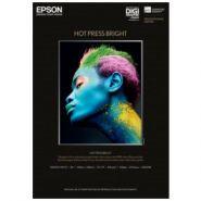 PAPIER EPSON HOT PRESS BRIGHT (C13S042335) MAT LISSE, 1118MM X 15.2M, 300G