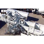 Eca 1000 centrale à béton - frumecar - 50 m³/h