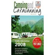 GUIDES ET MAGAZINES POUR CAMPING - THE CAMPING & CARAVANNING CLUB
