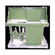 Table de lavage pour pièces - pero