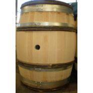 Traditionnelle bourguignonne - tonneaux en bois - sirugue - 228 litres