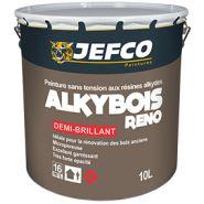 ALKYBOIS RENO - Peinture microporeuse - JEFCO - Rendement 13 à 16 m²/L