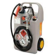 CUVE GASOIL 100 LITRES SUR ROULETTES - MANUELLE - RÉF. 308402