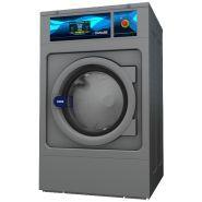 Essorage medium wem 11 et2 - laveuse essoreuse professionnelle - danube international - 3 entrées d'eau standard - carrosserie en skinplate gris