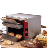 TOASTER AUTOMATIQUE, 540 TOASTS/H