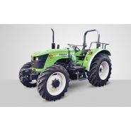 6549 Tracteur agricole - Preet - 4 roues motrices 65 Tracteur HP