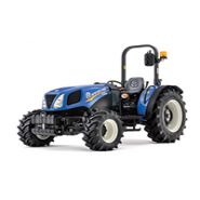 TD3.50 Tracteur agricole - New Holland - puissance maxi 36/48 kw/ch
