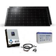 Kit solaire pour site isolé 200w 1,2kw - MHP