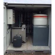 Chaudiere mobile gaz en location pour température eau élevée 105°c | c-300-g