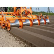 RF Struik - Butteuse agricole - Struikholland - Avec rouleau Diabolo