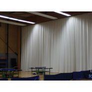EI4008 - Rideau en tissu polyester pour occultation - Nouansport - 260g/m2