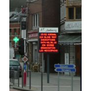 Journal lumineux - artelux - afficheurs d'informations communales