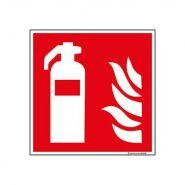 FINC050041 - Panneau d'incendie - Signalétique Express - Taille 10 cm