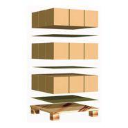 Stop gliss 90 - intercalaire pour palettes et caisse-palettes - endupack - épaisseur 241 µm