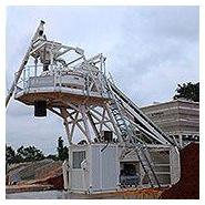Eba 500 centrale à béton - frumecar - 30 m³/h
