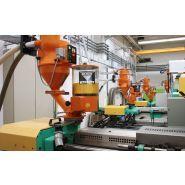 Mélangeurs pour industrie plastique - Koch - Poids de moulée allant jusqu'à 0,2 kg